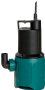 TPV-200S Manual Submersible Pump 230V